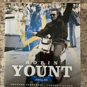 1982 Welcome Back to Milwaukee Robin Yount